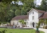 Hôtel Ecot-la-Combe - La Source Bleue-2