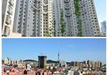 Location vacances Qingdao - Liziyuan Boutique Apartment Jinxiu-2
