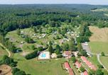Camping Chatel-Chéhéry - Camping Floreal Colline de Rabais-1