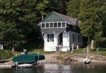 Location vacances Burlington - Willow Cabin at Garden Island-4