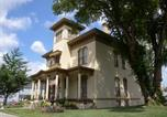 Hôtel Clarksville - The Pepin Mansion Bed & Breakfast-1
