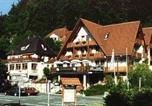 Location vacances Warmensteinach - Hotel-Gasthof Frankengold-1