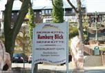 Hôtel Rosengarten - Berghotel Hamburg Blick-1