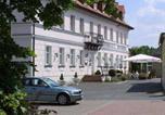 Hôtel Zwenkau - Hotel Schloßblick Trebsen-1