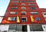 Hôtel Bogotá - Hotel Suite Bogotá Colonial 1-2