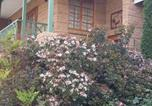 Location vacances Clarens - Mount Rose Holiday Home-1
