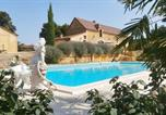 Location vacances La Cassagne - Holiday Home La Borie-1