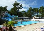 Camping avec Parc aquatique / toboggans Pays de la Loire - Camping Les Samaras-1