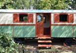 Location vacances Monts - La roulotte de Camille-2