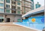 Location vacances Cyberjaya - Amazing Shaftsbury Suites-3