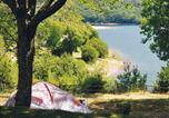 Camping en Bord de lac Nages - Les Fées du Lac-3