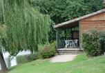 Camping avec Ambiance club Saint-Girons - Village Vacances Camping Du Lac-2