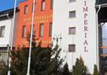 Hôtel Kalocsa - Hotel Imperial Gyogyszallo es Gyogyfurdo-1
