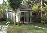Location vacances Reseda - Three-Bedroom House Near Universal Studios-1