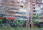 Hôtel Santiago - Las Condes Encomenderos Apart-3