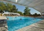 Camping avec Ambiance club Plouharnel - Flower Camping de Conleau-1