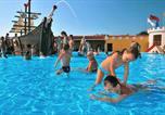 Camping avec Parc aquatique / toboggans Croatie - Camping Park Umag-1