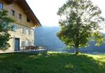 Location vacances Abtenau - Apartment Abtenauer Au-3