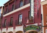 Location vacances Valdepeñas - Hostal Posada Entreviñas-4