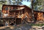 Location vacances Ruidoso Downs - Smell that fresh mountain air Cabin-1