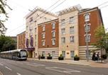 Hôtel Nottingham - Premier Inn Nottingham Central - Goldsmith St-1
