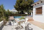 Location vacances Moraira - Apartment with pool, near the beach in Moraira-4