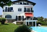 Location vacances Urrugne - Villa Berasteguia-1
