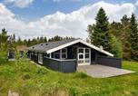 Location vacances Nibe - Holiday home Egernvej B- 966-1
