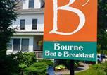 Hôtel York - Bourne Bed and Breakfast-4