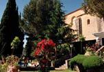 Hôtel Júzcar - Jardín de la Muralla-2