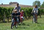 Camping avec Chèques vacances Gironde - Yelloh! Village - Saint-Emilion-4