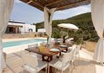 Location vacances Sant Joan de Labritja - Four-Bedroom Holiday Home in Ibiza-4