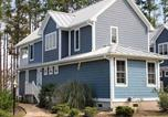 Location vacances Greenville - Neuse Village Cottage #6-1