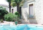 Hôtel Calvisson - La Demeure-4