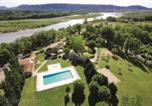 Camping Vaucluse - Camping Les Rives du Luberon-1