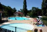Camping en Bord de lac Haute-Loire - Camping de la Bageasse-1