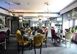 Hôtel Irvine - Aurora Boutique Hotel-3