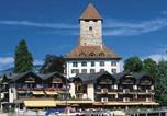 Hôtel Spiez - Hotel-Restaurant Seegarten-Marina