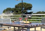 Hôtel 4 étoiles Six-Fours-les-Plages - Lagrange Vacances Les Terrasses des Embiez-1