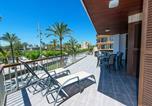 Location vacances Port d'Alcúdia - Apartment Port d'Alcudia 2608-1