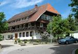 Location vacances Höchenschwand - Gästehaus Kaiser-1