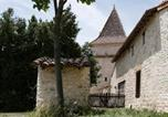 Location vacances Fayssac - House Le pigeonnier de lacalm-3