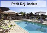 Hôtel Trélissac - Ibis Styles Périgueux Trélissac-4