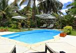 Location vacances Flic en Flac - Villa Wolmar-4