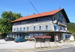 Hôtel Bad Kötzting - Berggasthof Eck-1