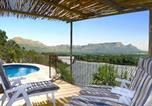 Location vacances Southern Suburbs - Lakeside Mountain Cottages-2
