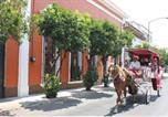 Hôtel Guadalajara - Home and Hostel-2
