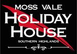 Location vacances Canyonleigh - Moss Vale Holiday House-1