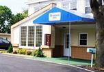 Hôtel Point Pleasant Beach - Rodeway Inn Wall-1