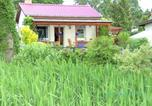 Location vacances Fehrbellin - Bungalow Idylle Am See-1